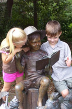 Dan Crow Kids Reading
