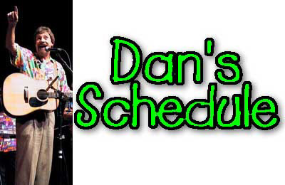 Dan Crows Schedule