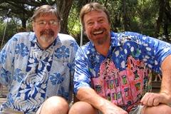 Dan Crow and Dennis OHanlon