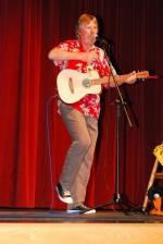 In concert In Idaho Falls, Idaho
