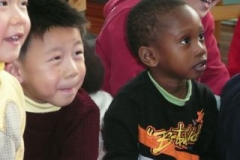 Pre-school in Korea