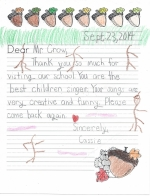 Kids letters 1