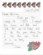 kids letter 2